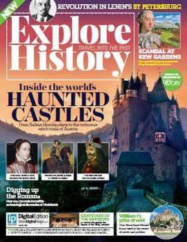 Explore History - Issue 6 2016