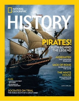 National Geographic History - March/April 2016
