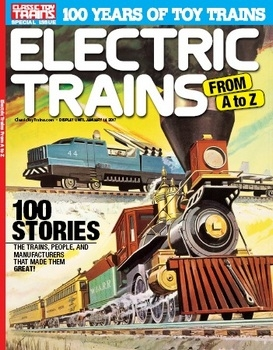 Electric Trains From A to Z 2016 (Classic Toy Trains)