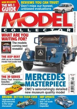 Model Collector 2016-12
