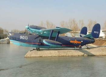 Beriev Be-6P (Qing-6) Walk Around