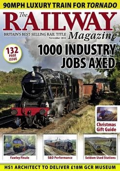 The Railway Magazine 2016-11