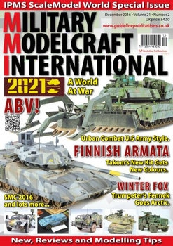 Military Modelcraft International 2016-12