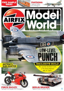 Airfix Model World Sample Issue 2017