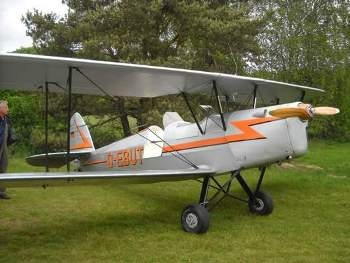 FW 44 Stieglitz and Stampe S.V.4 Walk Around
