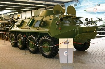 BTR-60 Walk Around
