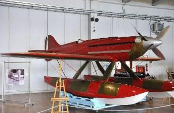 Macchi MC.72 Walk Around
