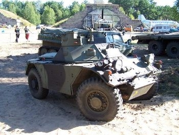 Daimler Ferret Mk.2/3 Armored Scout Car Walk Around