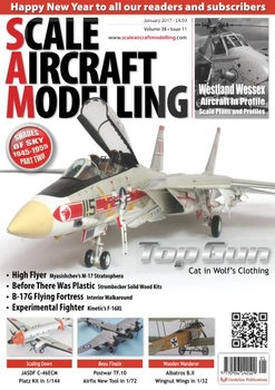 Scale Aircraft Modelling 2017-01