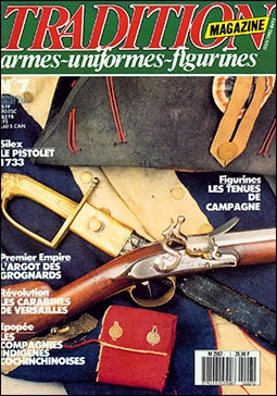 Tradition Magazine 7 - 1987