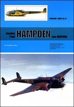 Handley Page Hampden and Hereford (Warpaint Series No.57)