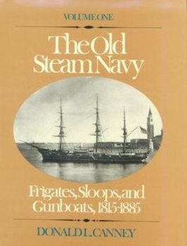 The Old Steam Navy (Volume 1)