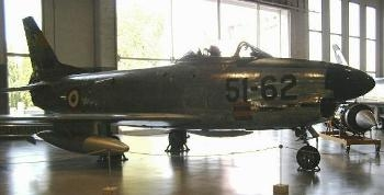 North American F-86K Sabre Dog (Fiat) Walk Around