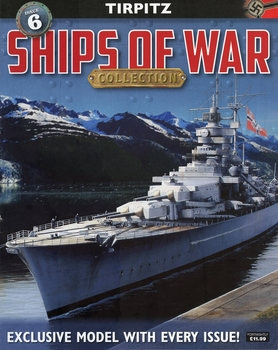 Tirpitz (Ships of War Collection №06)
