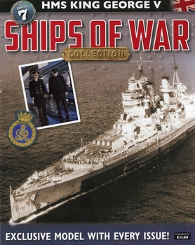 HMS King George V (Ships of War Collection №07)