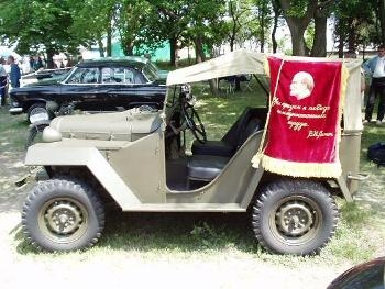 GaZ-67B Walk Around
