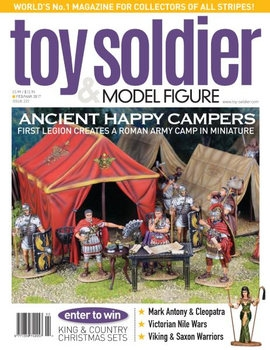 Toy Soldier & Model Figure 2017-02/03 (222)