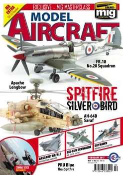 Model Aircraft 2017-02 (Vol.16 Iss.02)
