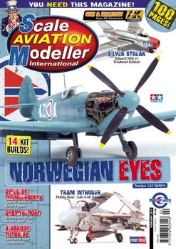 Scale Aviation Modeller International 2017-02
