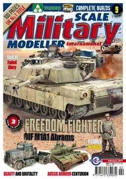 Scale Military Modeller International 2017-02