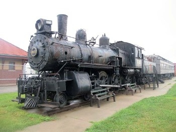 Chicago Burlington & Quincy 4-6-0, Class K-4 Locomotive, #915 Walk Around