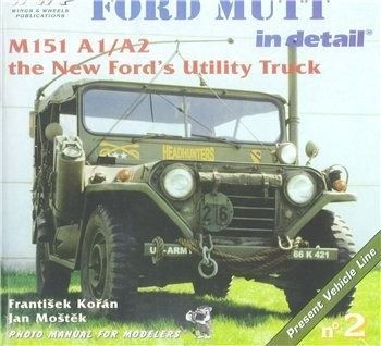 WWP Present Vehicle Line No.2: Ford Mutt in Detail
