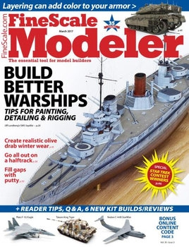 FineScale Modeler 2017-03 (Vol.35 No.03)