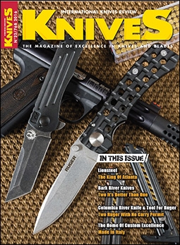 Knives International Review №22 (2016)