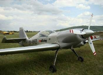 Zlin Z-50LS OK-RRD Walk Around