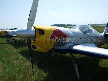 Zlin Z-50LX Red Bull Walk Around