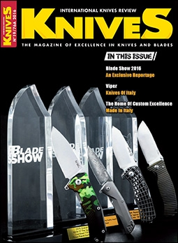 Knives International Review №19 (2016)