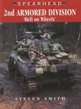 "2nd Armored Division ""Hell on Wheels"" (Spearhead №10)"