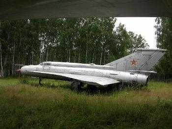 MiG-21I Analog Walk Around
