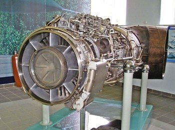 Aviation Engine D-136 Walk Around
