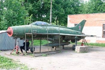 MiG-21F-13 Fishbed Walk Around