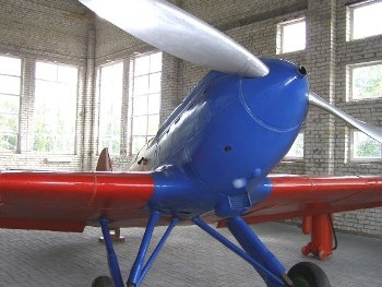 Polikarpov I-17 Walk Around
