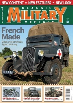 Classic Military Vehicle 2017-03