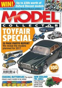 Model Collector 2017-03
