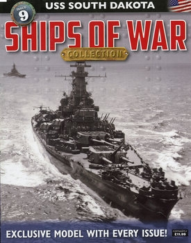 USS South Dakota (Ships of War Collection №09)