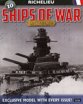 Richelieu (Ships of War Collection №10)