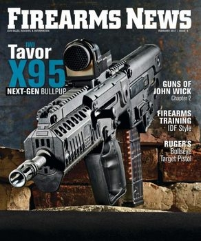 Firearms News Magazine 2017-06