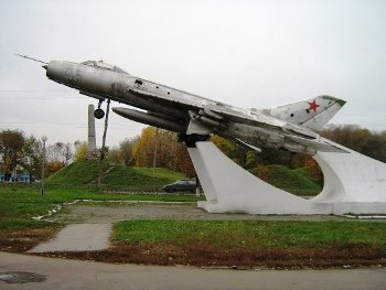 Su-7B Fitter Walk Around