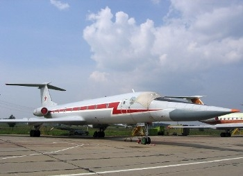 Tu-134UBL Walk Around
