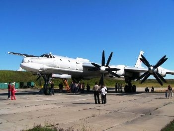 Tu-95MS Bear Walk Around