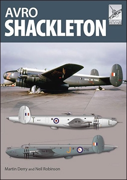 Avro Shackleton (Pen and Sword)