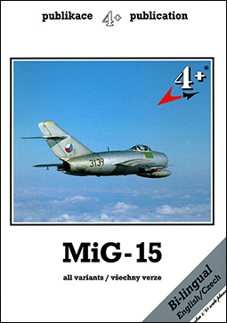 MiG-15 All Variants (4+ Publications)