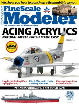 FineScale Modeler 2017-04 (Vol.35 No.04)