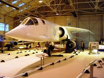 TSR 2 Walk Around
