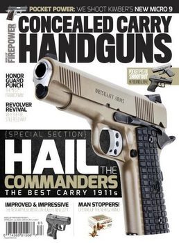 Conceal & Carry Handguns - Spring 2017