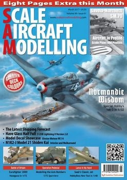 Scale Aircraft Modelling 2017-03